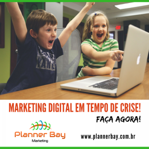 Marketing Digital em tempo de crise