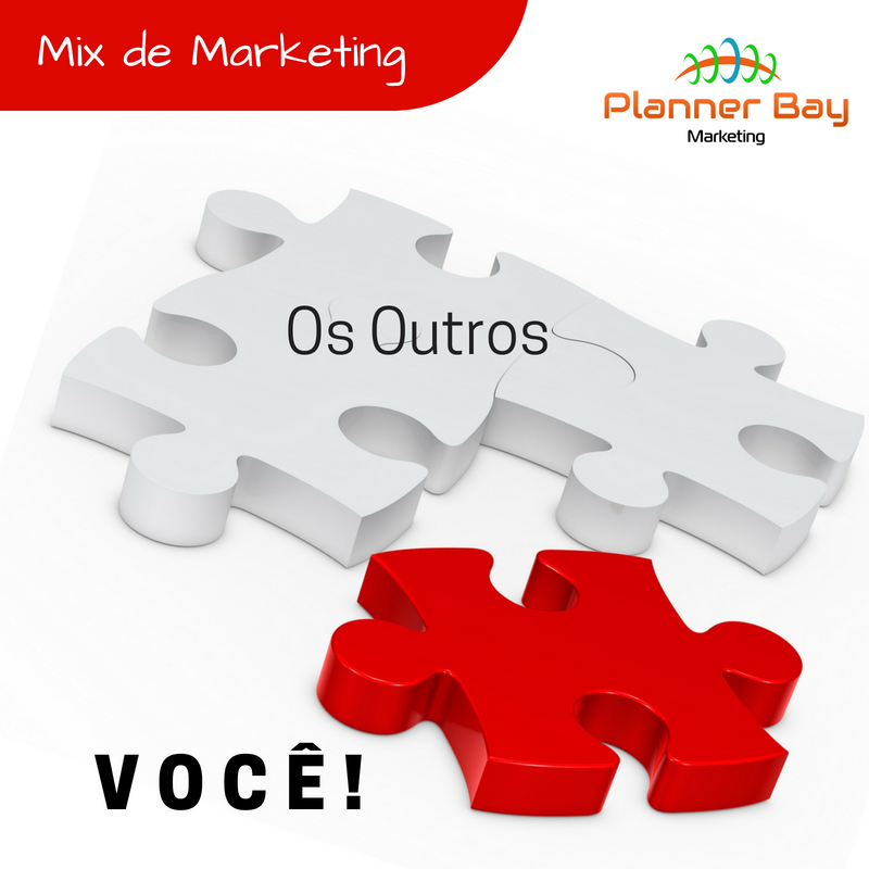 mix de marketing planejamento