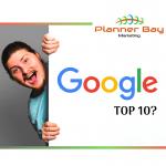 Gestão de Sites Google Search SEO