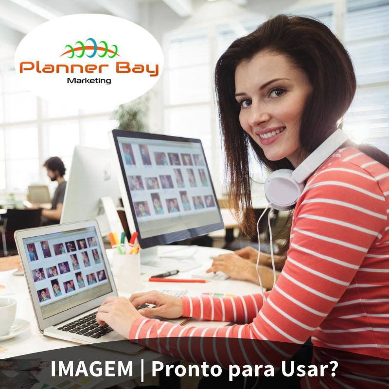 uso de imagens no marketing digital