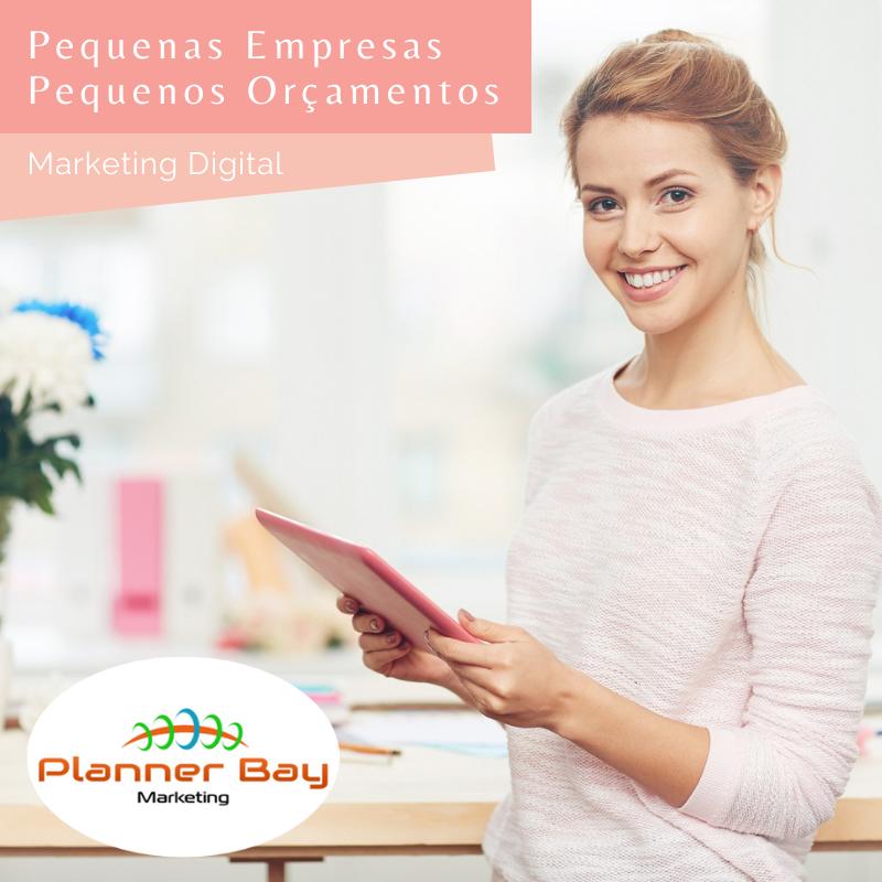 estratégia de marketing digital para pequenas empresas