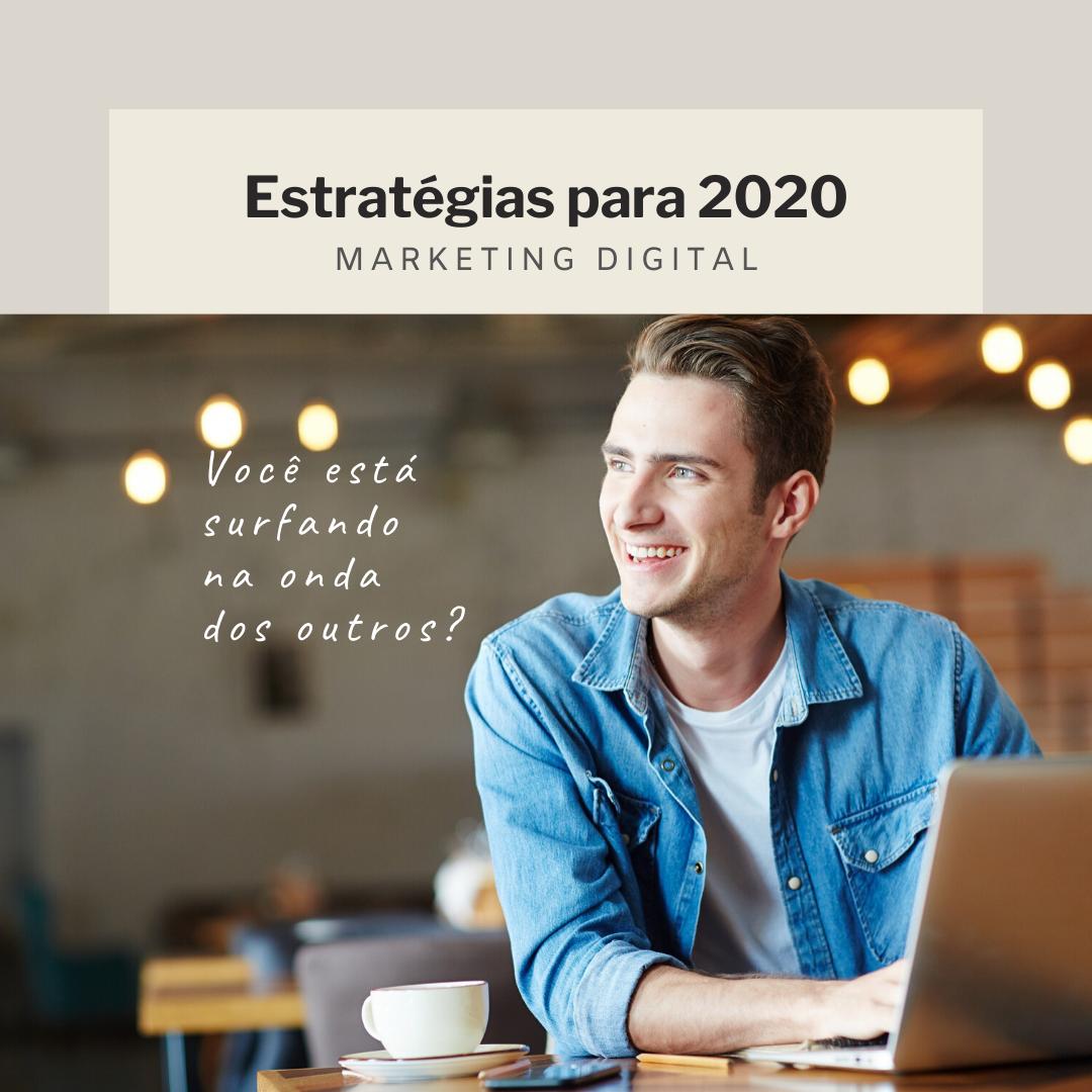Planejamento digital para 2020
